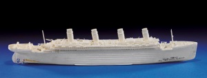 Titanic Scientific Model