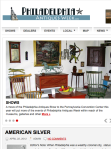 Philadelphia Antiques Week website